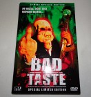 Bad Taste - 2-Disc DVD Hartbox