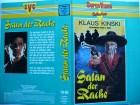 Satan der Rache ... Klaus Kinski  ... VHS
