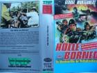 Hölle von Borneo ... George Montgomery ... VHS   FSK 18