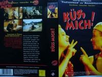 Küss Mich ! ... Katja Riemann, Detlev Buck  ...  VHS