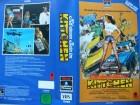 Mit einem Bein im Kittchen ... Kurt Russell  ... VHS