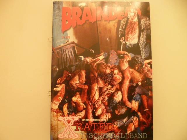XRATED - #24 BRAINDEAD