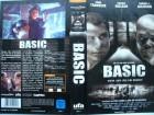 Basic ... John Travolta, Samuel L. Jackson  ... VHS
