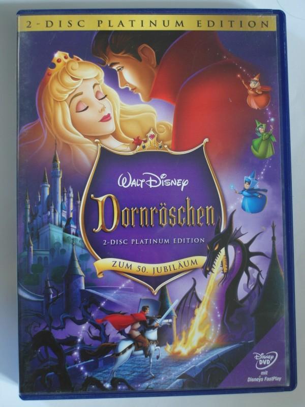 Dornröschen - Walt Disney Animation - 2 Disc Platinum