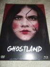 GHOSTLAND DVD + BLU-RAY 2-DISC LIMITED MEDIABOOK NEU / OVP