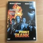 POINT BLANK mit Mickey Rourke und Danny Trejo DVD Uncut RAR