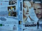 Davor und Danach ... Meryl Streep, Liam Neeson ... VHS
