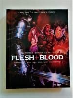 Flesh + Blood - DVD/BD Mediabook - Uncut