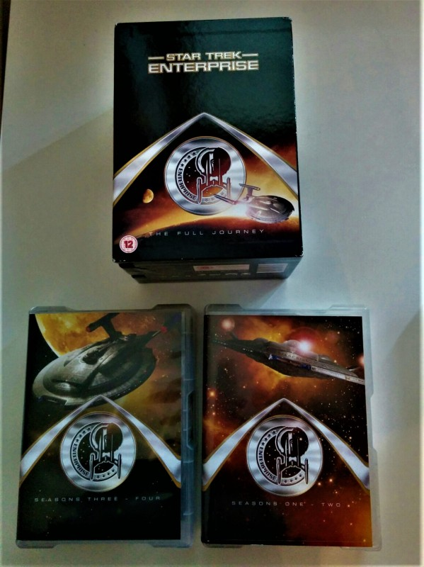 Star Trek - Enterprise - Die Komplette Serie [27 DVD Box]