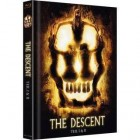 THE DESCENT 1 + 2 - Double Edition - Mediabook - Nameless