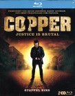 COPPER Justice Is Brutal - Staffel 1 2x Blu-ray - Top Serie