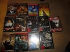 13 Filme, Action, Horror, Martial Arts, teilw. neu,DVD