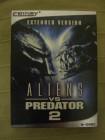 Aliens vs Predator 2 - Extended Version 3 DVDs