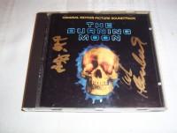 Soundtrack CD  The Burning Moon  Von Olaf Ittenbach