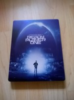 Ready Player One - Steelbook-Blu-ray