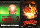 Zombie 1+2 Dawn & Day Of The Dead Mediabook s XT Cinestrange