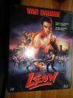 LEON, van Damme, Steelbook,deutsch, uncut,neu,Blu-Ray