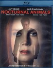 NOCTURNAL ANIMALS Blu-ray - Amy Adams Jake Gyllenhaal