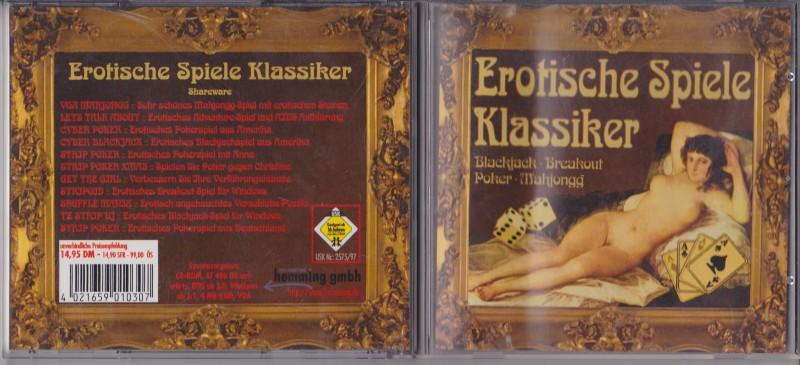Hemming GmbH - Erotische Spiele Klassiker (CD-ROM)