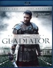GLADIATOR 2x Blu-ray 10th Edition Russell Crowe Ridley Scott