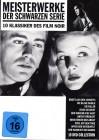 MEISTERWERKE DER SCHWARZEN SERIE 10x DVD BOX Film Noir