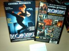 Beyond Justice --- grosse Hartbox-----Cynthia Rothrock