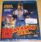 Invasion U.S.A. Blu-ray Neu & OVP