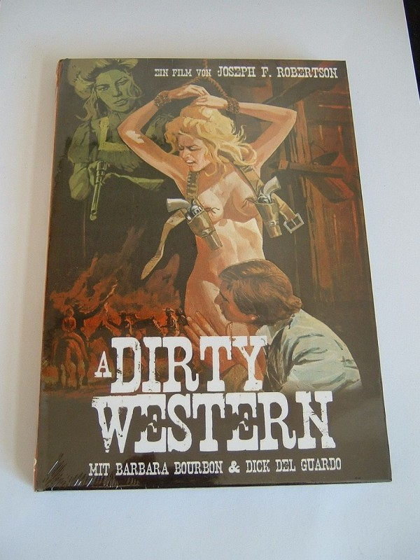 A dirty Western (kleine Buchbox, OVP, rar)