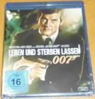 James Bond 007 - Leben und sterben lassen Blu-ray Neu & OVP