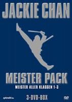 Jackie Chan - Meister Pack - Meister aller Klassen 1 - 3