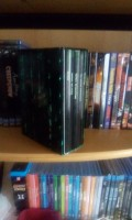 The Ultimate Matrix Collection 10 DVDs