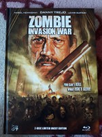 Zombi Invasion War - 2 Disc Mediabook BR/DVD Unrated