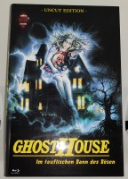 Ghosthouse, X-Rated, gr. Blu-ray Hartbox, Limited 66!