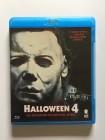 Halloween 4 - Die Rückkehr des Mich... | Blu-ray | UNCUT