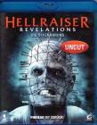 HELLRAISER REVELATIONS Die Offenbarung -Blu-ray Pinhead 2011
