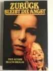 Zurück bleibt die Angst - gr. Hartbox Inked DVD NEU/OVP