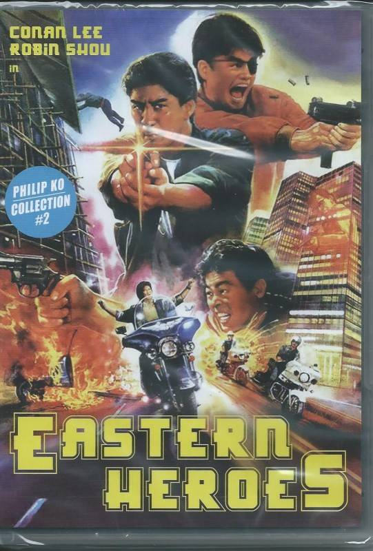 Eastern Heroes - Philip Ko Collection 2