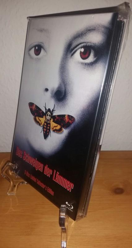 84 - DAS SCHWEGEN DER LÄMMER - Cover A - Lim. 3/111 OVP