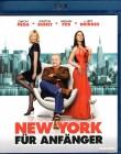 NEW YORK FÜR ANFÄNGER Blu-ray - Simon Pegg Megan Fox