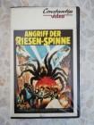 "Angriff der Riesenspinne ""VHS"""