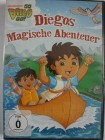 Diegos magische Abenteuer - Kichos Zauberflöte, Vulkan