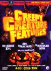 Creepy Creature Features  4 DVD