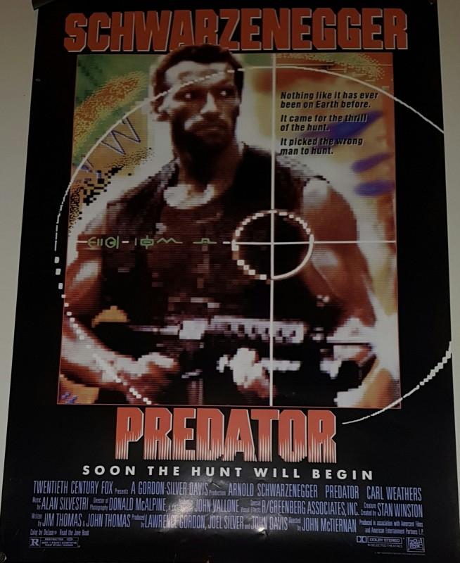 PREDATOR - Poster 59x42 cm