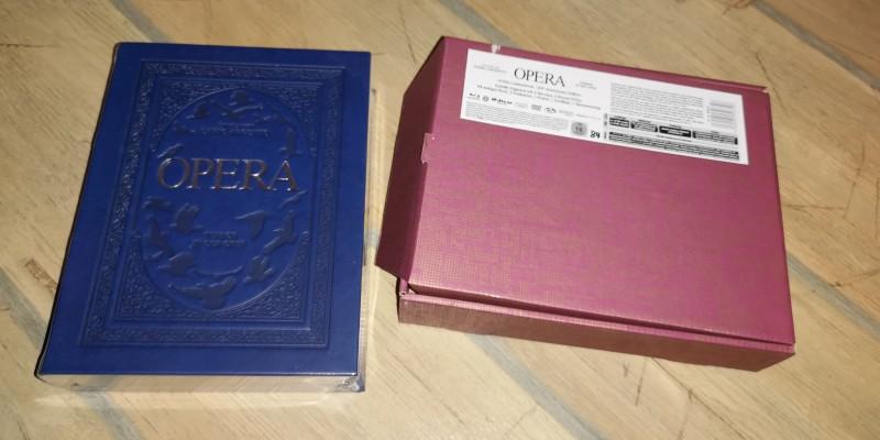 OPERA UNCUT 84 DVD+BLU-RAY LEATHERBOOK NEU/OVP X-Rated