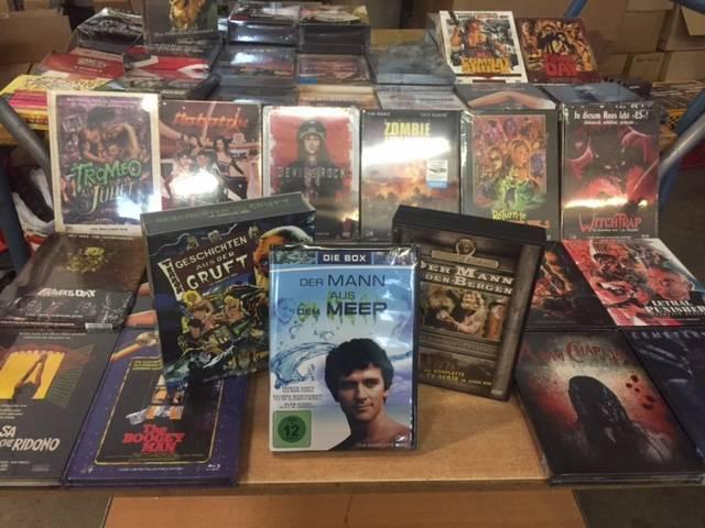 Special Edition Paket inkl Gruft Box (20 DVD´s) 100 DVD/BD