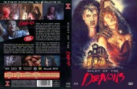 NIGHT OF THE DEMONS - B - Mediabook - X-Rated - lim. 333