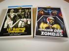 INVASION DER ZOMBIES EDITION TONFILM BLU RAY/DVD PAPPSCHUBER
