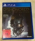 Dishonored Definitive Edition Playstation 4 PS4 Unzensiert
