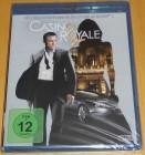 James Bond 007 - Casino Royale Blu-ray Neu & OVP