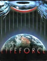 LIFEFORCE Blu-ray Import Steelbook Tobe Hooper Space Vampire